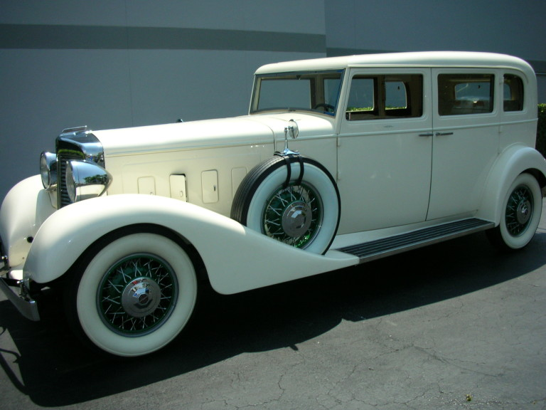 1931 Model Sixteen - Owned by Chic and Arlene Kleptz