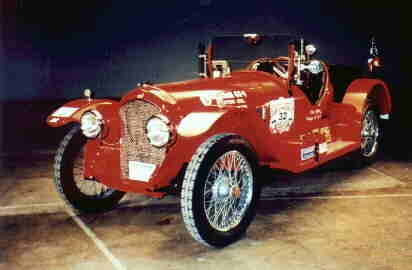 1916 Model 34A Raceabout - Owned by Chic and Arlene Kleptz