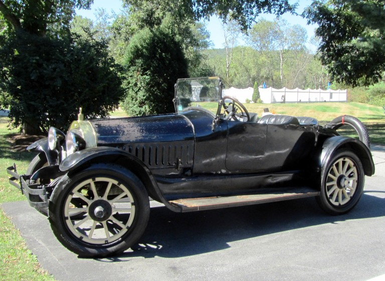 1916 Marmon Model 41  Club Roadster - Owned by Warren & Beth Witherell