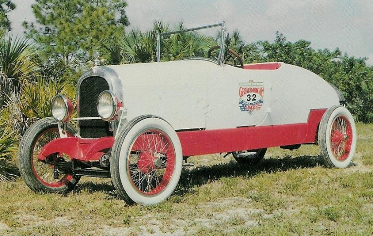 1917 Model 34A Custom Body - Owned by Chic and Arlene Kleptz