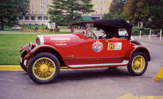 1917 Model 34 Cloverleaf Roadster - Owned by Gab and Evonna Joiner