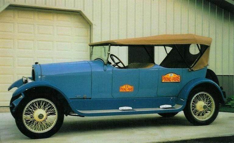 1919 Model 34B 4 Passenger Touring Car - Owned by Chic and Arlene Kleptz