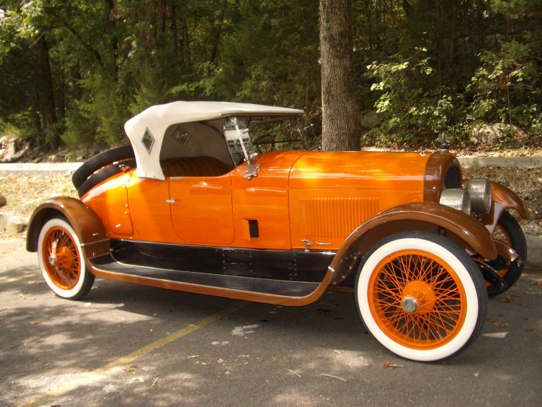 1922 Model 34B - Owned by Clay and Mary Ellen Thomas