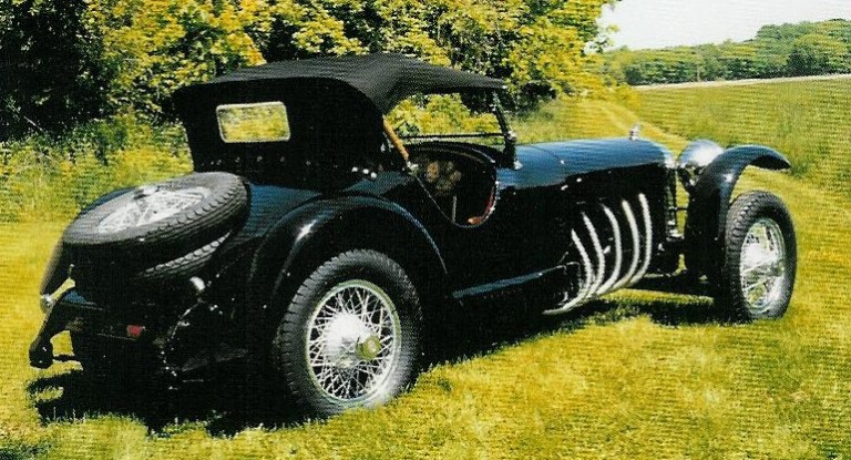1927 8-86 Special - Owned by Chic and Arlene Kleptz