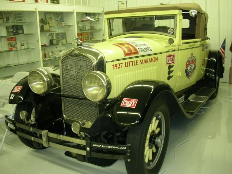 1927 Little Marmon - Owned by Chic & Arlene Kleptz