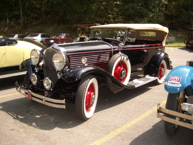 1930 Model 79 - Owned by Bruce R.and Mary Williams