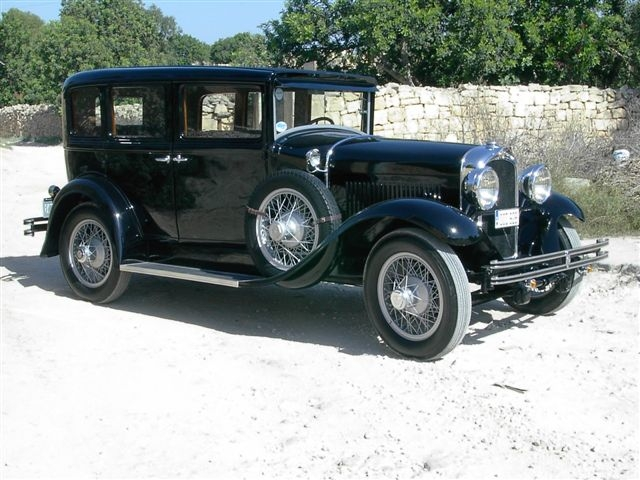 1928 Marmon Model 68 - Owned by Joseph & Connie Camilleri