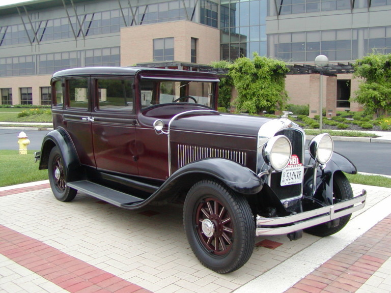 1928 Model 78 - Owned by Jerry and Marthann Heil