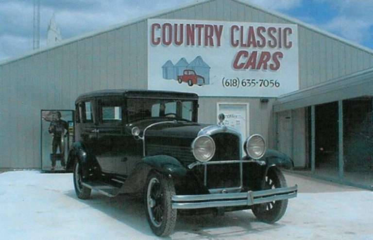 1928 Model 78 - Owned by Chip and Diane Mitchell