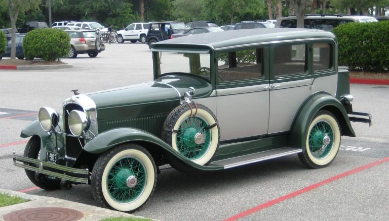 1928 Model 78 - Owned by Bill & Linda Lorenzen
