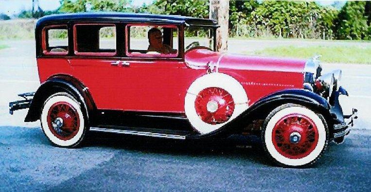 1928 Model 78 - Owned by C. Ross Donovan Jr.