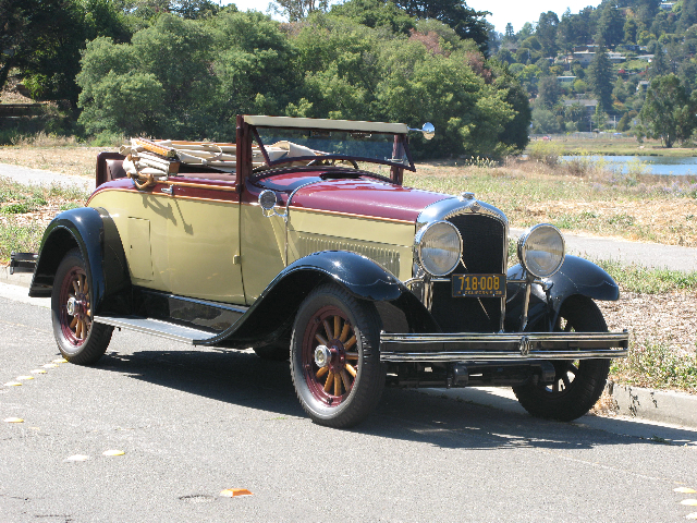 1928 Model 78 Roadster - Owned by Nick & Karyn Kambur