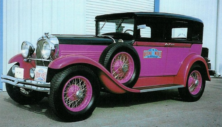 1929 Model 78 - Owned by Chic and Arlene Kleptz
