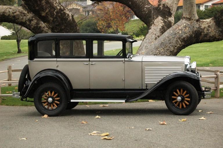 1929 Roosevelt - Owned by Ken & Alene Endter