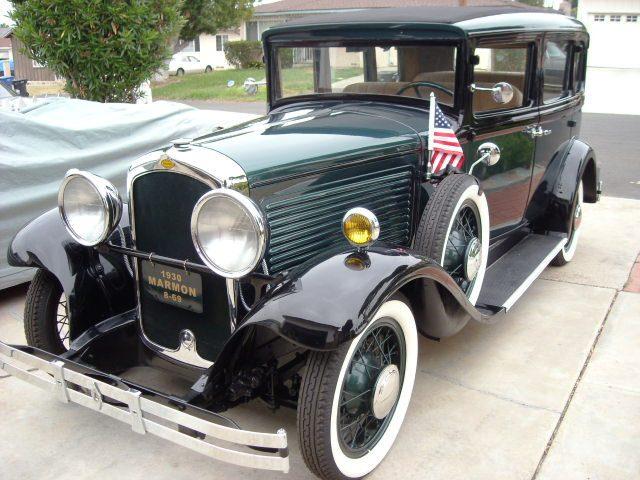 1930 Model 69 Sedan - Owned by William & Mollie Ehrie