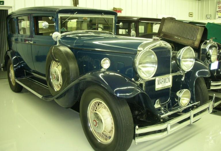1930 Big 8 - Owned by Chic & Arlene Kleptz