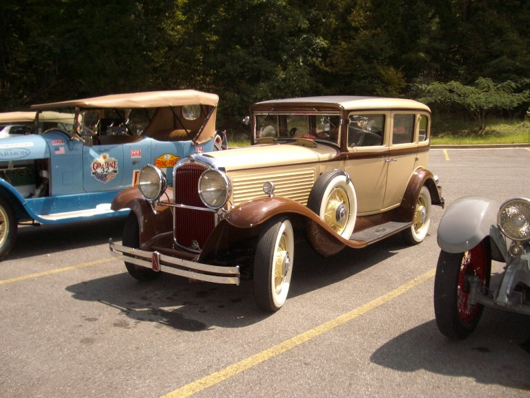 1930 Model 79 - Owned by Paul and Joan Spangler