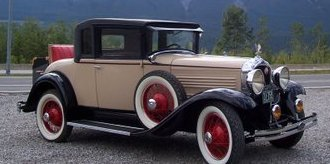 1930 Roosevelt - Owned by Robert & Marleen Steele