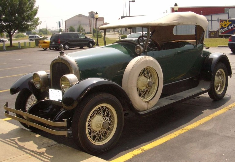 1917 Model 34A - Owned by Bob and Donna Leibensperger