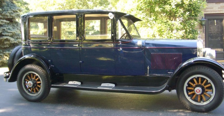 1925 Model D-74 - Owned by Chic and Arlene Kleptz