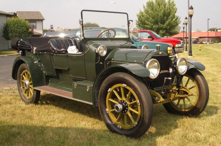 1913 Model 32 - Owned by Dar & Becca Kuehl