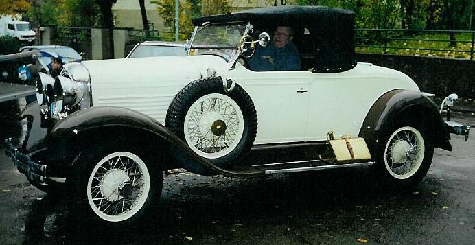 1929 Model 68 - Owned by Gerhard Freitag