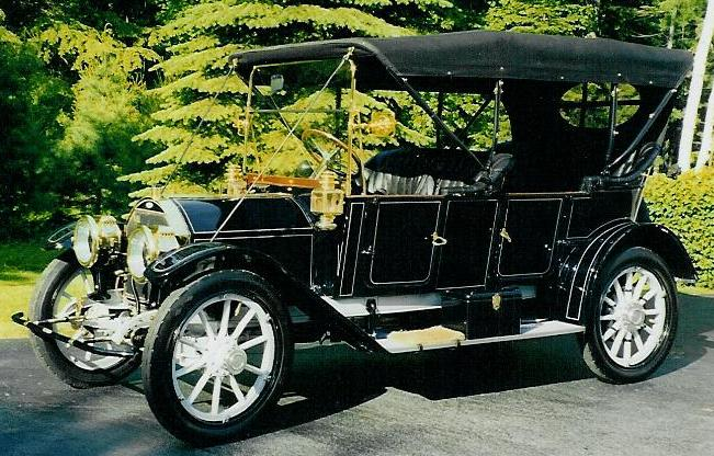1911 Model 32 Touring - Owned by Lester & Tina Noyes