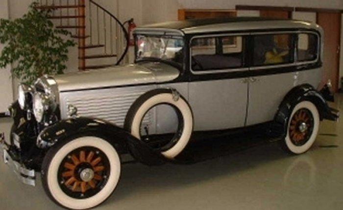 1930 Model 69 - Owned by Marc & Jo Vantomme