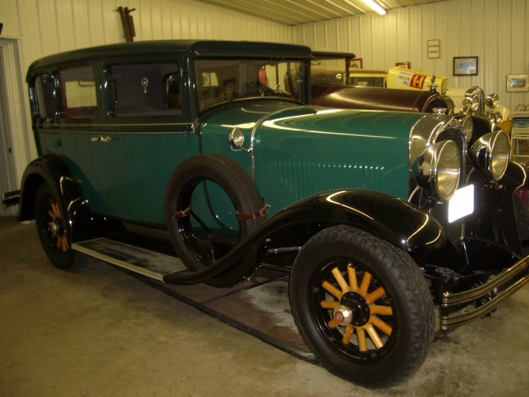 1928 Model 68 - Owned by Tim and Michelle Kleptz